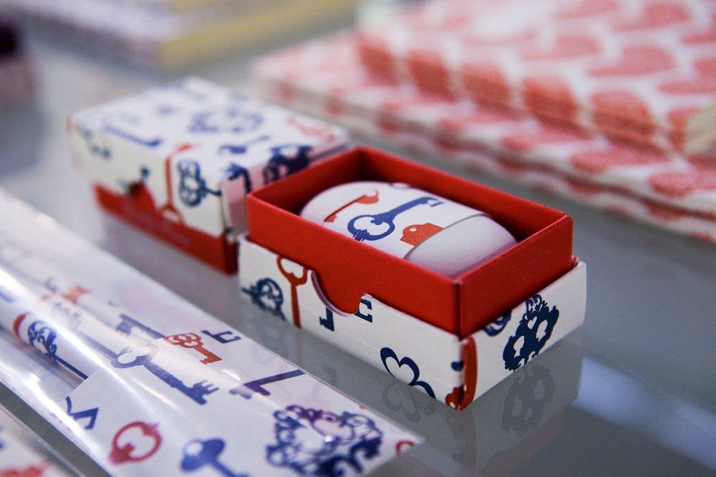 Rossi letterpress erasers