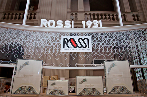 Rossi 1931 Temporary Mall in Florence