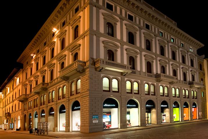 la Rinascente Florence Store