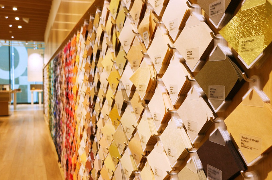 Itoya wide variety of Paper