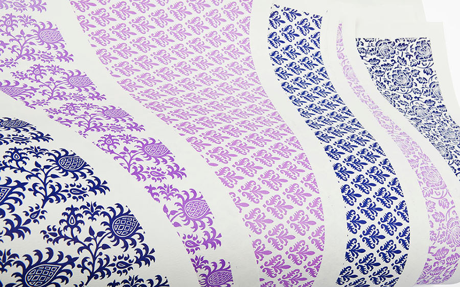 High quality letterpress printing paper