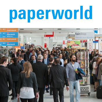 paperworld Our booth is in Hall 6.1 Scriptum, number B 29