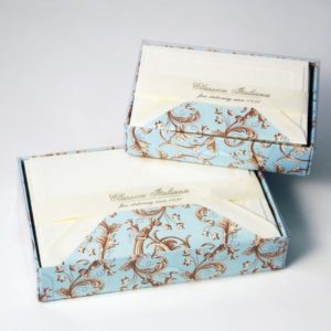 BSC 514 Flat cards and lined envelopes