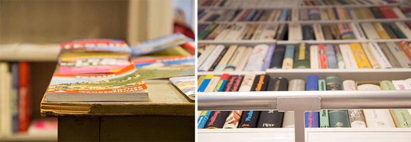 bookshop in Lugano well assorted German Italian English French Russian titles