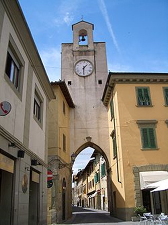 Borgo San Lorenzo Gate of the Watch