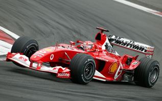 The Mugello Circuit Ferrari