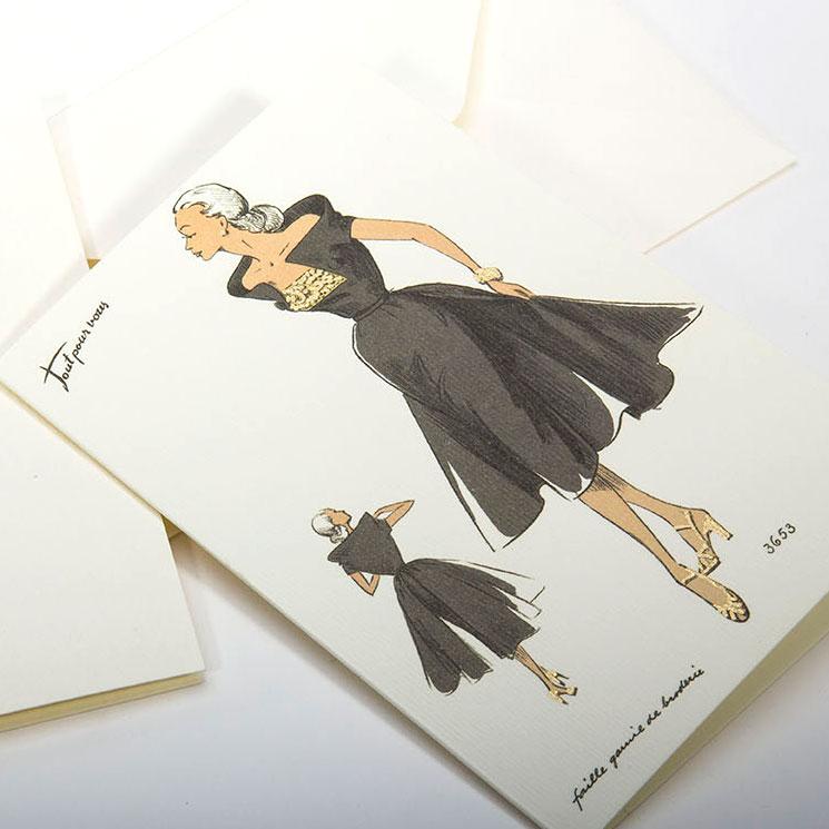 Fine Italian Stationery Womens Fashion Rossi1931 Cards