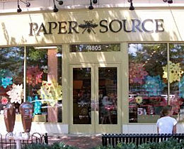 Paper Source Bethesda MD DC
