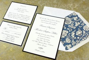 #3: all pieces backed with black cardstock