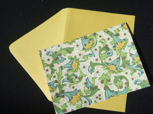 notecards of high quality cardstock