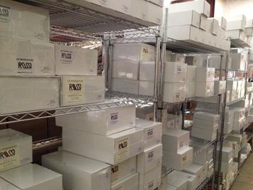 our Florida warehouse