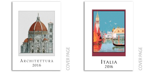 Vintage Wall Calendars rossi1931 2015