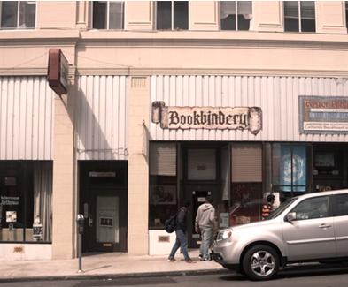 Pettingell Bookbindery Berkeley California
