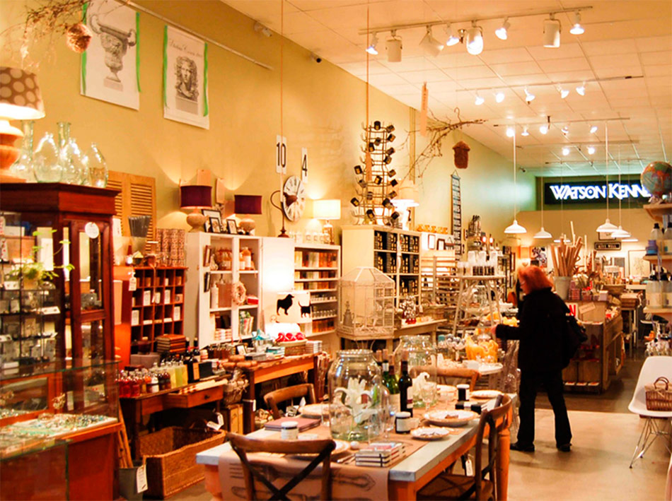Watson Kennedy store in Seattle