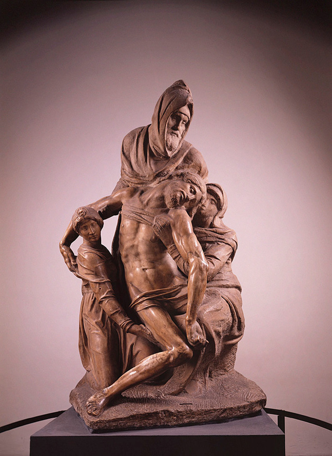 La Pietà Michelangelo Buonarroti