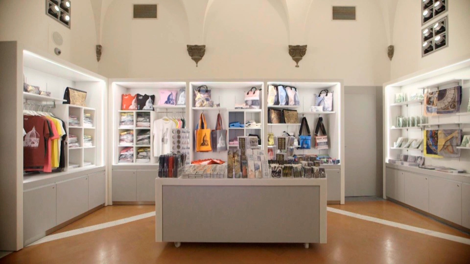The Grand Cathedral Museum of Florence Art Shop
