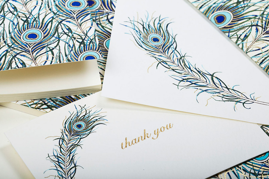 thank you cards PLM 003 T