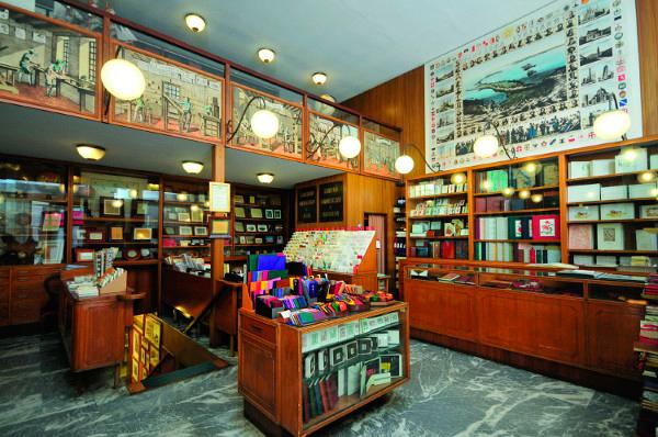 Pettinaroli Cartoleria Milano Stationery