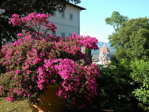 Foundation Monumental Parks Bardini Peyron