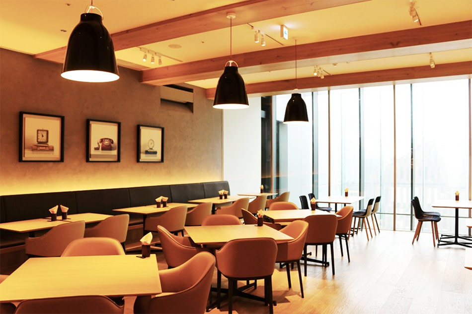 Cafe Stylo Itoya 12th Floor