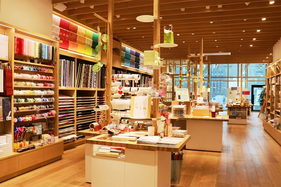 Itoya Washi Stationery Wrapping Paper