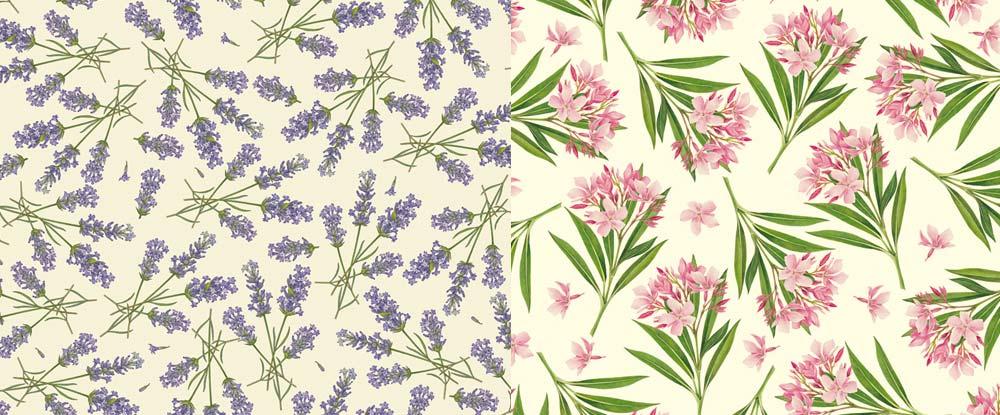 crt 565 - crt 663 flowers