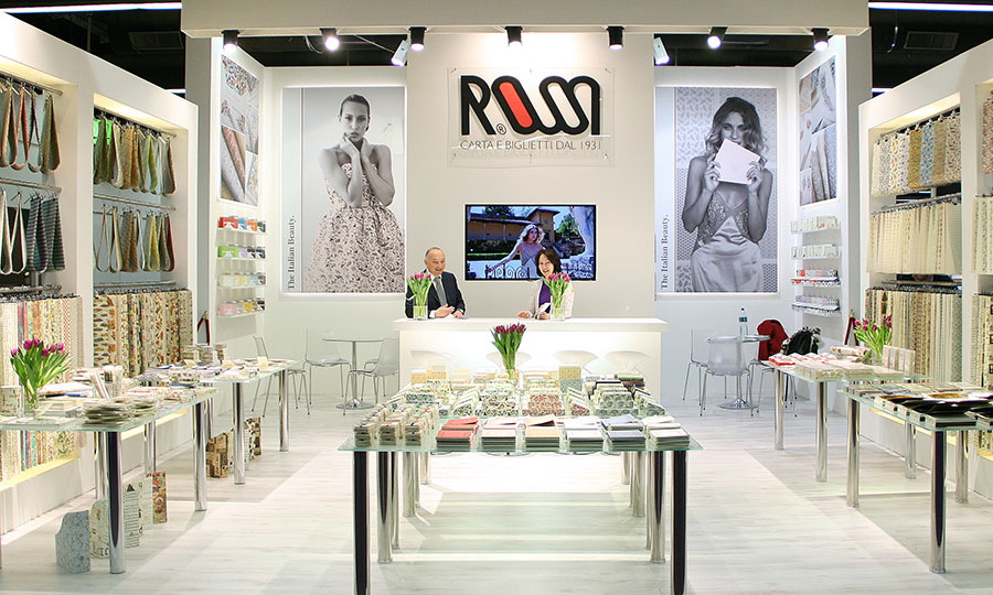 Paperworld 2017 Rossi1931 Stand