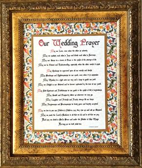 Our Wedding Prayer