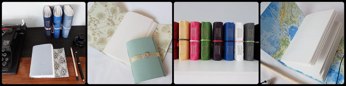 Mallory Journals Luxury Decorative Papers