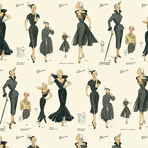 Decorative Paper Sheet Women's Fashion