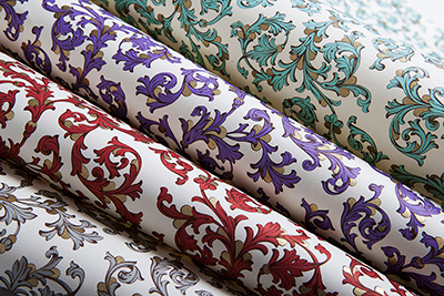our new 2015 decorative papers
