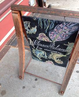 Sterling Place Brooklyn N.Y. Classica Italiana Fine Stationery