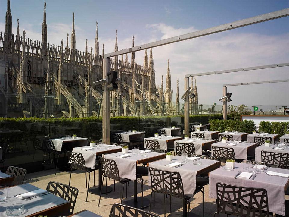 La Rinascente near Duomo