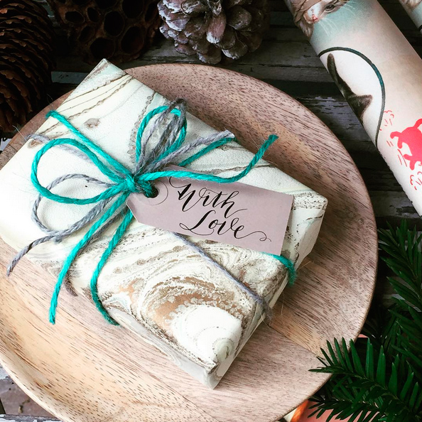 Jane Means Luxury Wrapping