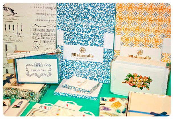 Rossi stationery lines at Buchans