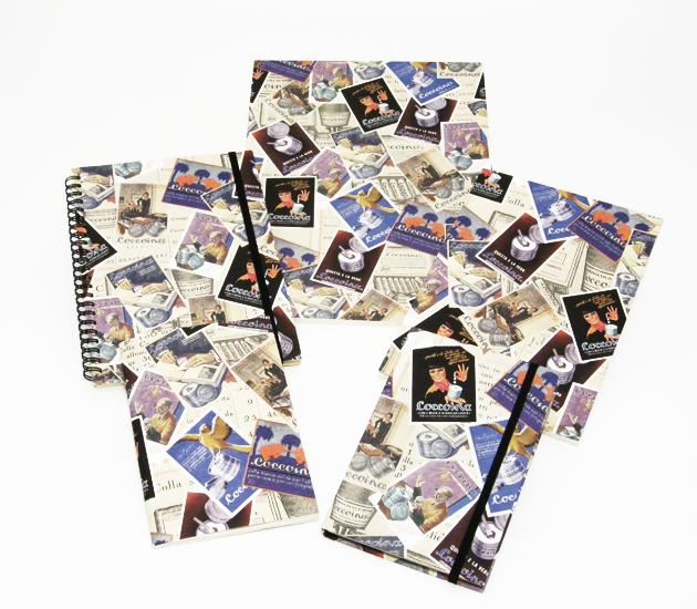 Notebooks Coccoina