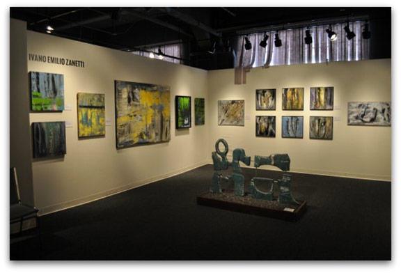 Museo Italo Americano Art Gallery