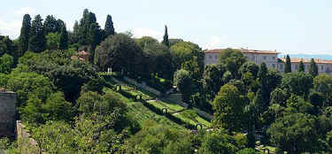 The Bardini Gardens