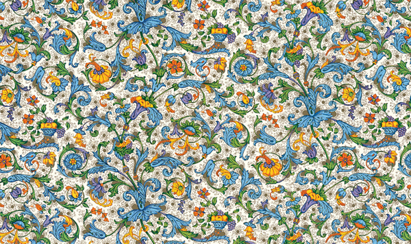Decorative Papers Crt 009