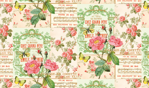 Decorative Papers Crt 120