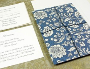 Wedding Invitation Package Rossi1931