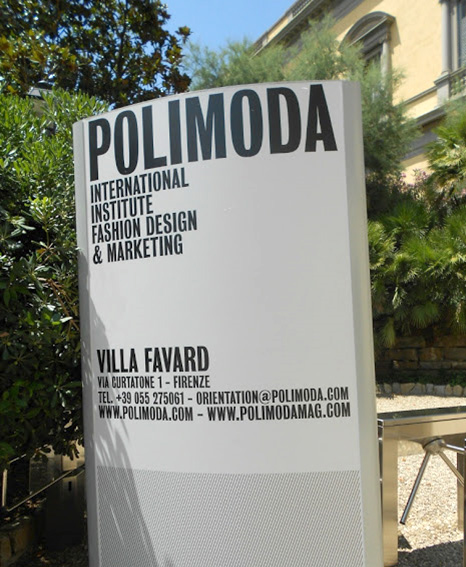 Polimoda International Insititute of Fashion Design & Marketing