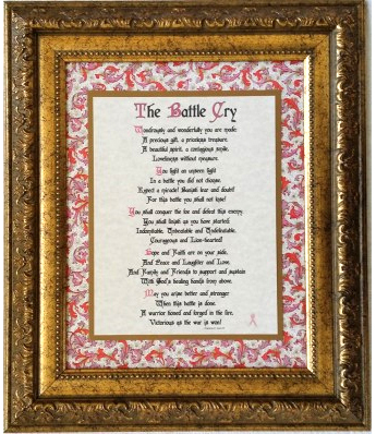 The Battle Cry Blessing Collection