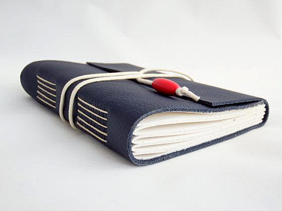 Italian Decorative Papers Leather Journals