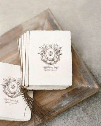 Regal wedding invitations done with rossi social stationery