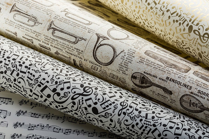 Rossi1931 decorative papers new collection