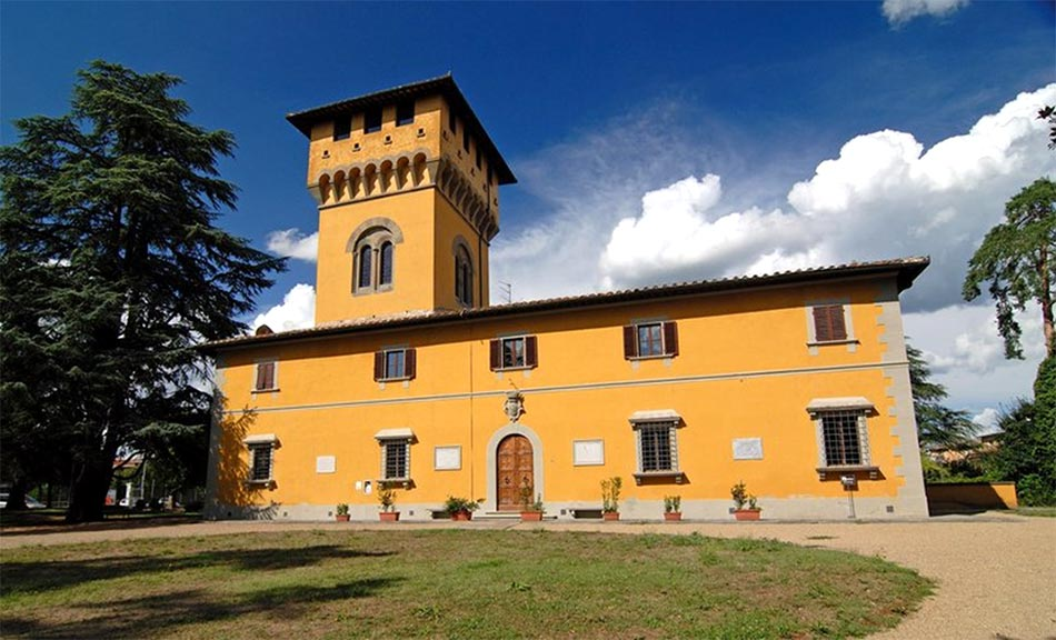 Pecori Giraldi Palace Borgo san Lorenzo