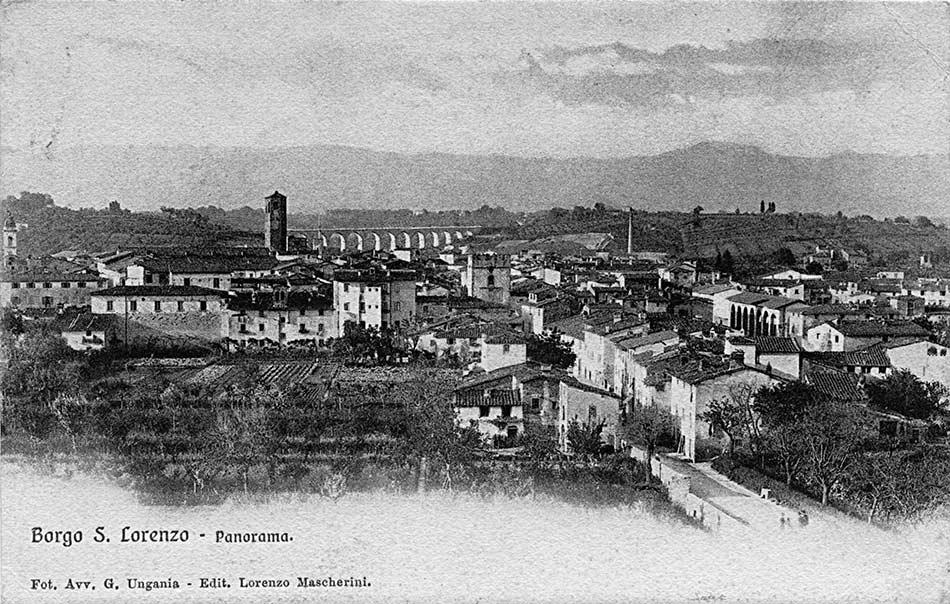 Borgo San Lorenzo, Florence, Tuscany