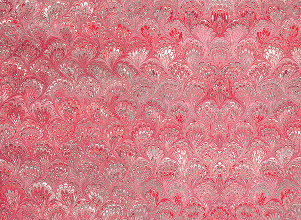 Marbled Decorative Papers Hand Made MRM 003