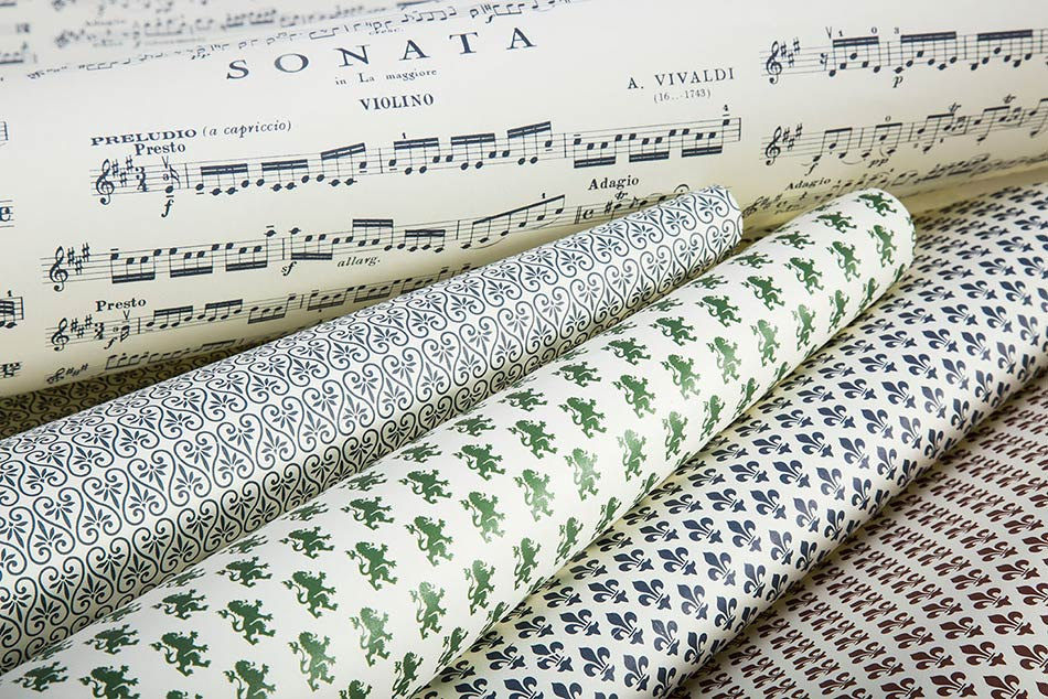 Rossi1931 Decorative Papers Cartavarese